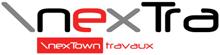 Nextra – Entreprise générale de bâtiment et construction à Massy dans l'Essonne Logo